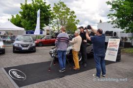 Die RTL Lokalredaktion dreht vor Ort