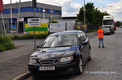Saab Parking