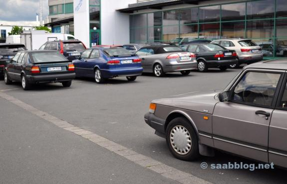 Almost everything Saab