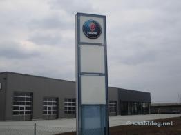 Saab i Bamberg