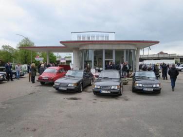 2. Hamburger Saab reunião. Crédito da foto: Oli