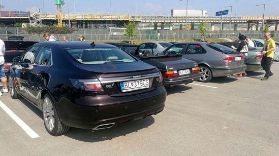Saab reunião Viena. Impressão. Imagem: Roland