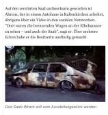 Il Saab non dovrebbe essere morto per niente.