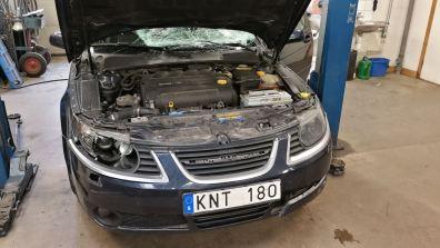 Het is het einde van de Saab.