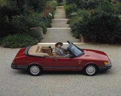 Der Klassiker liegt 20% unter dem Durchschnitt. Klassiker dürfen das... Bild: Saab Automobile AB