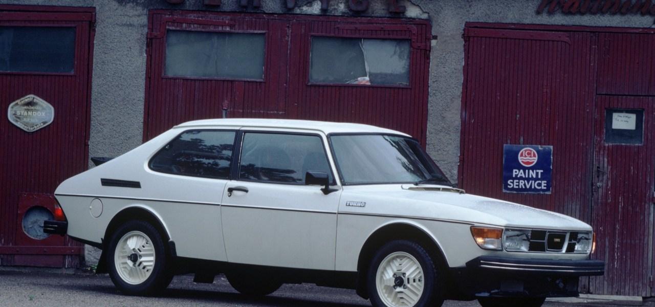 Vor 40 Jahren. Saab verändert mit dem Turbo die Welt.