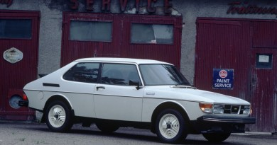 Before 40 years ago. Saab changes the world with the turbo.