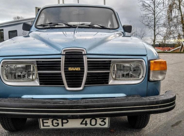 Um último carro novo. Imagem: Bilweb Auctions