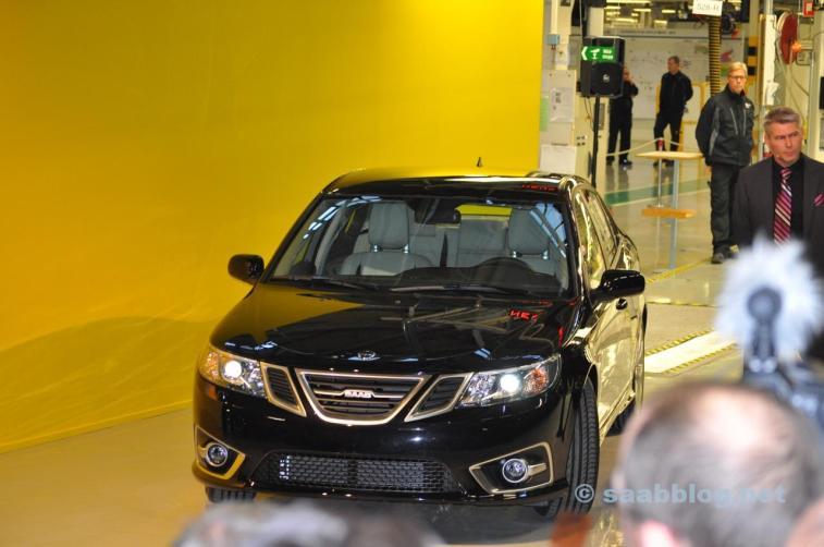 Saab 9-3 MY 2014
