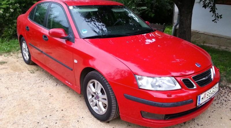 Faithful travel companion. Saab 9-3 Diesel Year 2006
