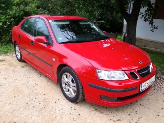 Trogen resesällskap. Saab 9-3 Diesel År 2006
