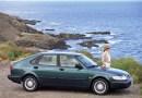 La Saab 900 II