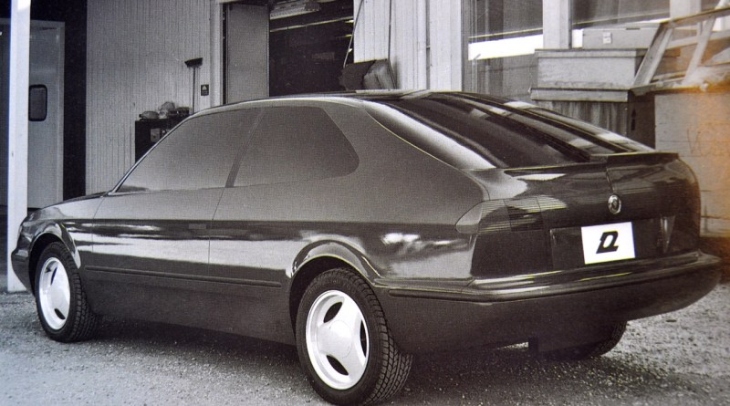 Saab Projekt 102 1988