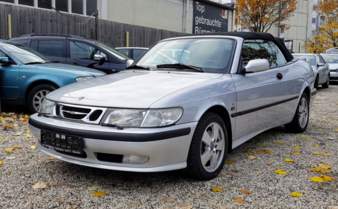 Saab 9-3 Convertible Design Edition