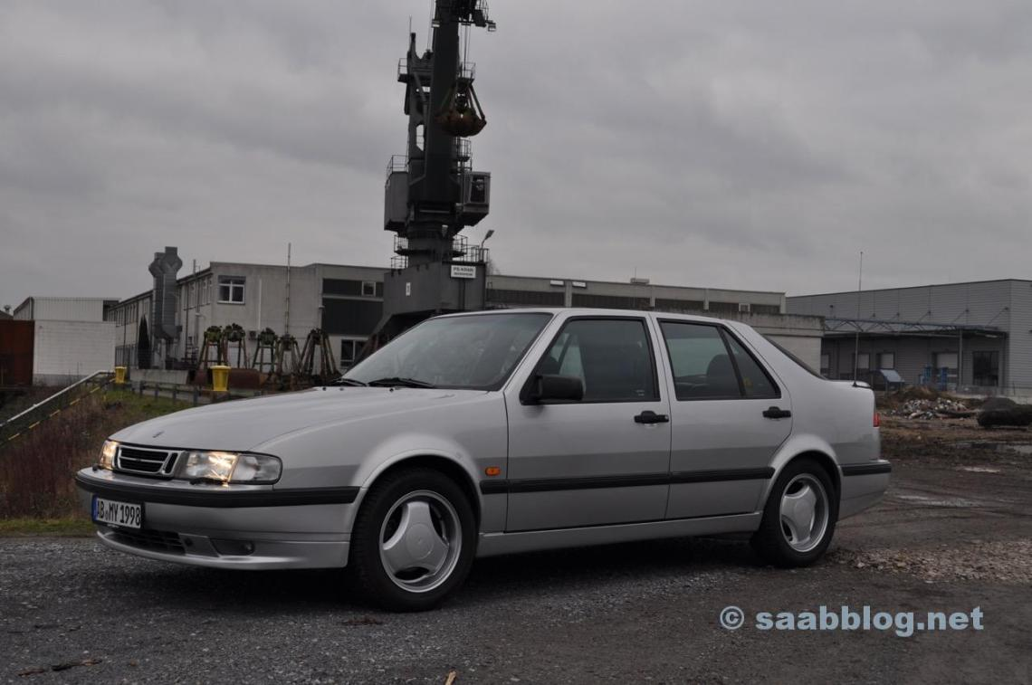 Saab 9000 Anna Projekt