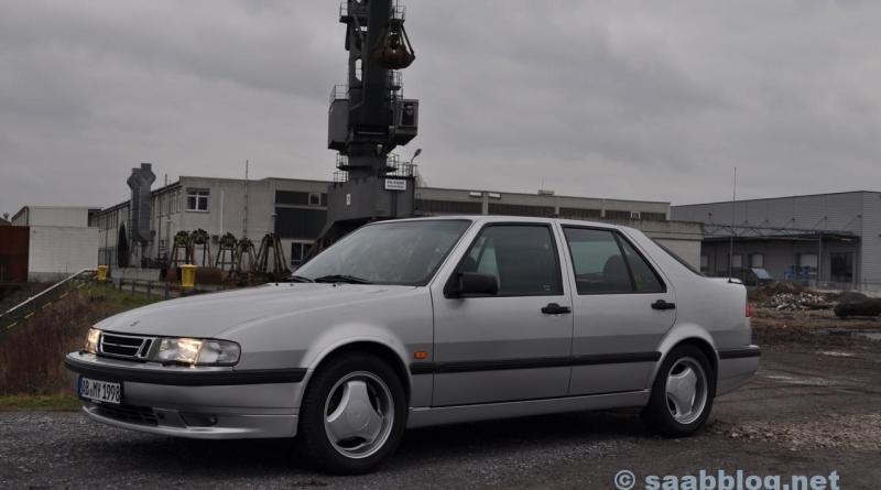 Проект Saab 9000 Anna