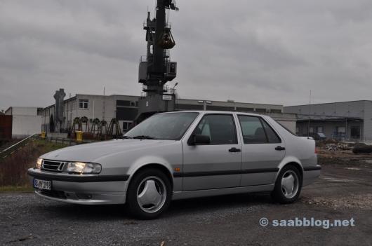 Progetto Saab 9000 Anna