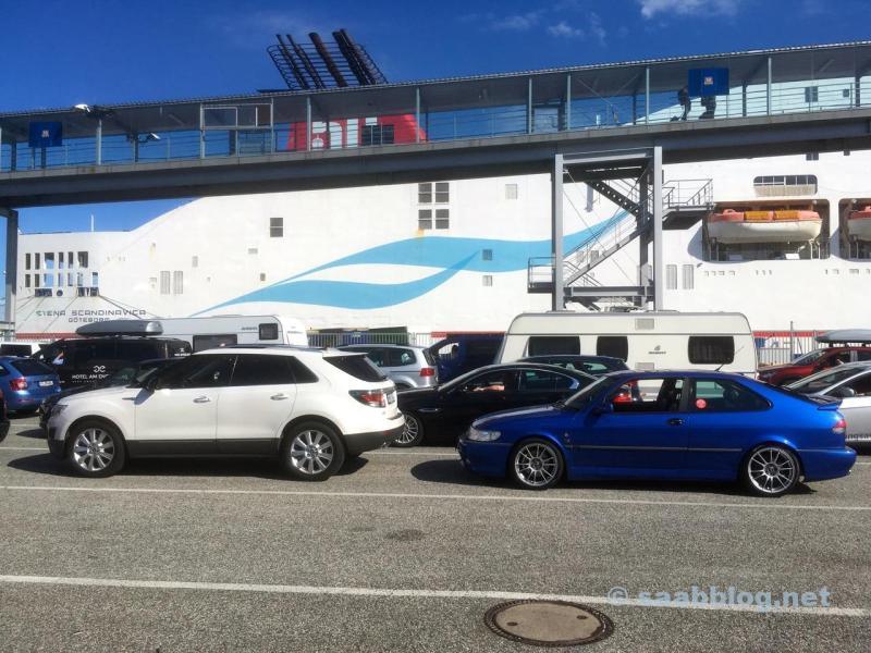 Saab Viggen und 9-4x