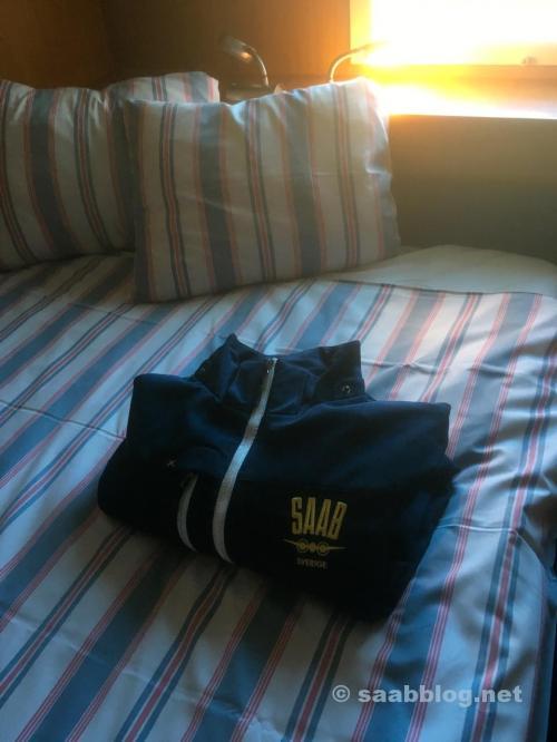 Saab jacket