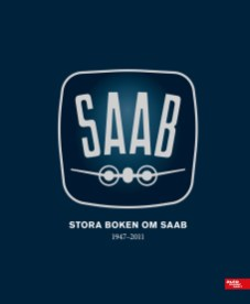 Tjock sak med nästan 400-sidor. Den nya Saab-boken