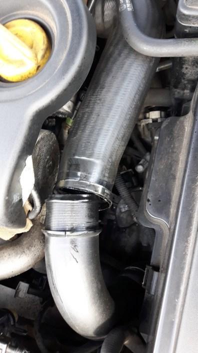 manguera de turbo