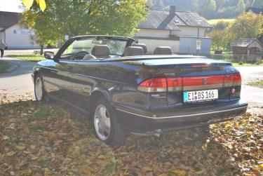 Saab 900 Cabriolet 1996