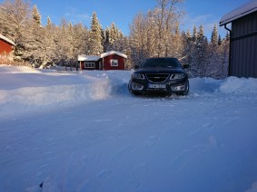 Il Saab 9 5 NG