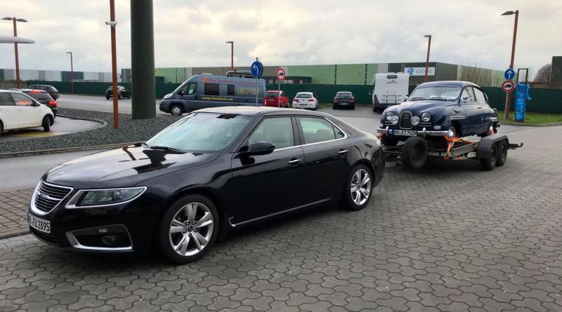 Saab 9 5 NG and Saab 96