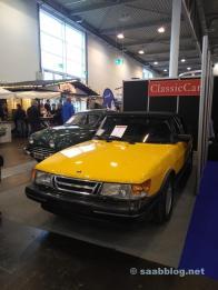 Saab 900 Монте-Карло