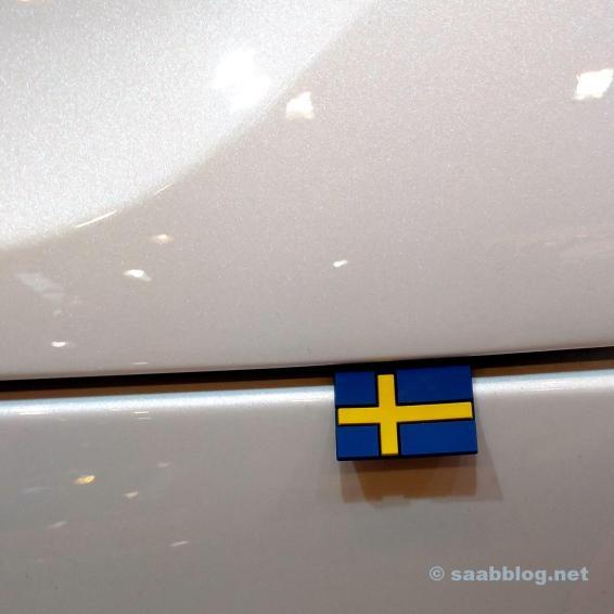 Schwedenfahne XC40