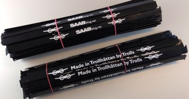 I possessori della targa Saab sono disponibili!