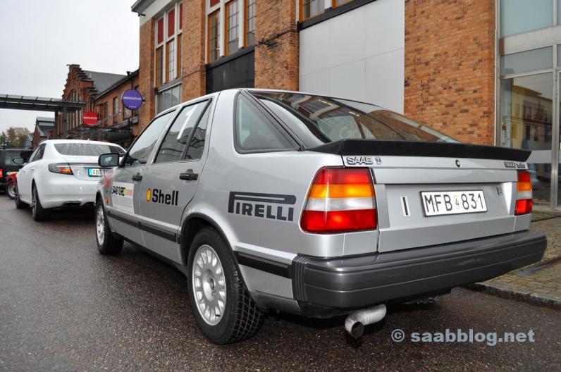 Museo Saab 2016