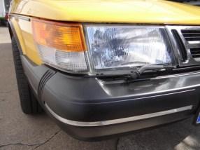 Cabriolet Saab 900 appena restaurato. Immagine: Bredlow