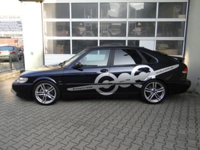Saab = piano. Saab 9-3 Power