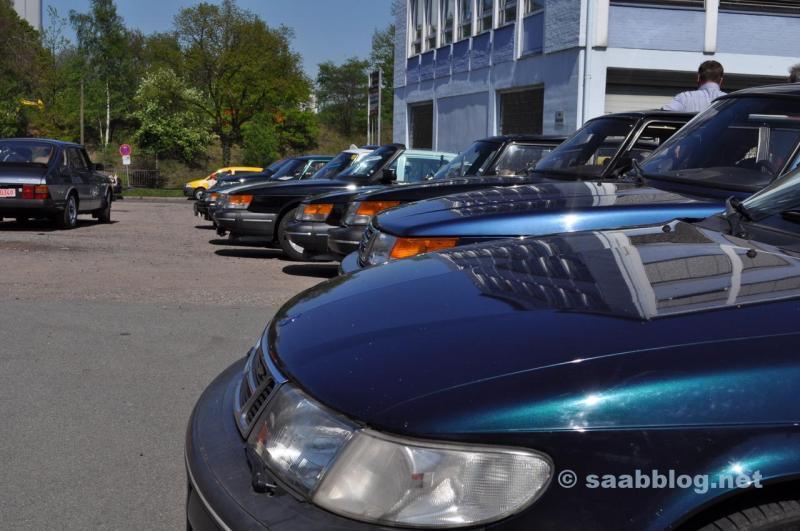 Saab встречается с Hamburg 2016