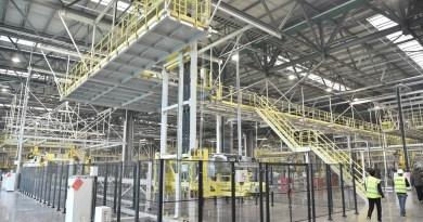 Fábrica de Tianjin de NEVS