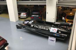Rennboot 2017 im Saab Museum. Photo: Bilweb