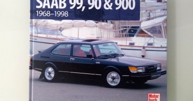 Um novo livro da Saab