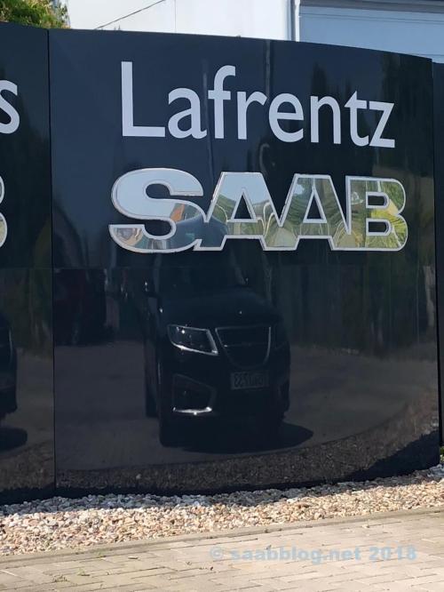 Concessionária de automóveis Lafrentz