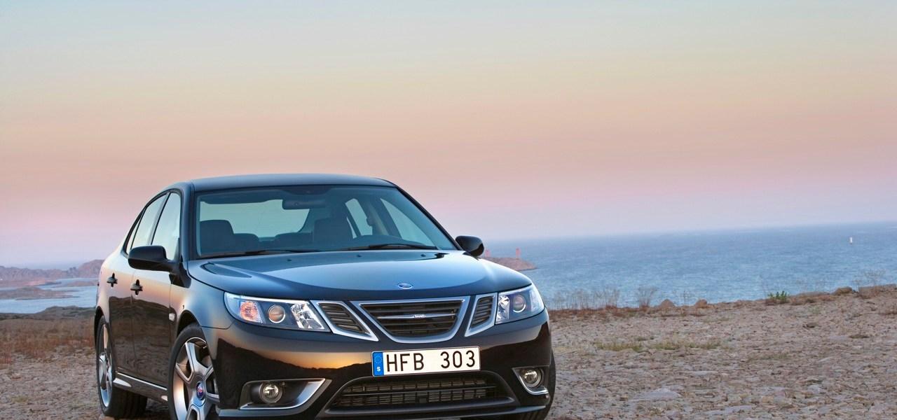 10 лет Saab XWD