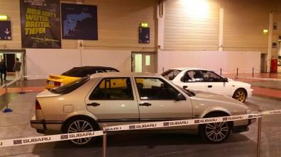 Saab en Subaru komen uit de vliegtuigindustrie