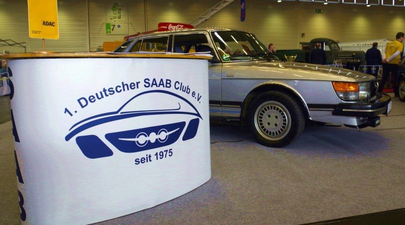 Saab at the Retro Classics Cologne