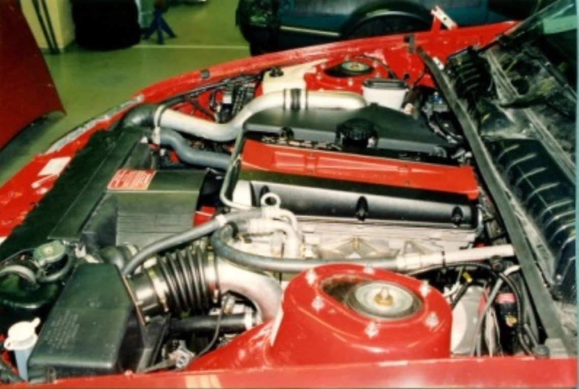 Motor Saab - mas qual carro?