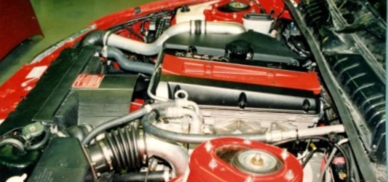 Картинка головоломки: Мотор + Трионик + Продольная установка =?