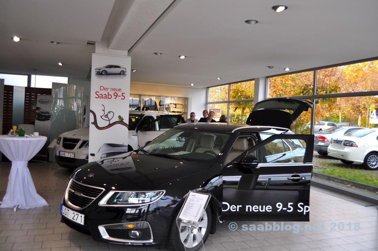Saab bromsar produktionen i trollhattan