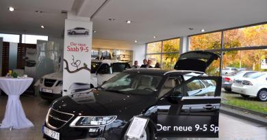 Saab Zentrum Mainz chiude per sempre
