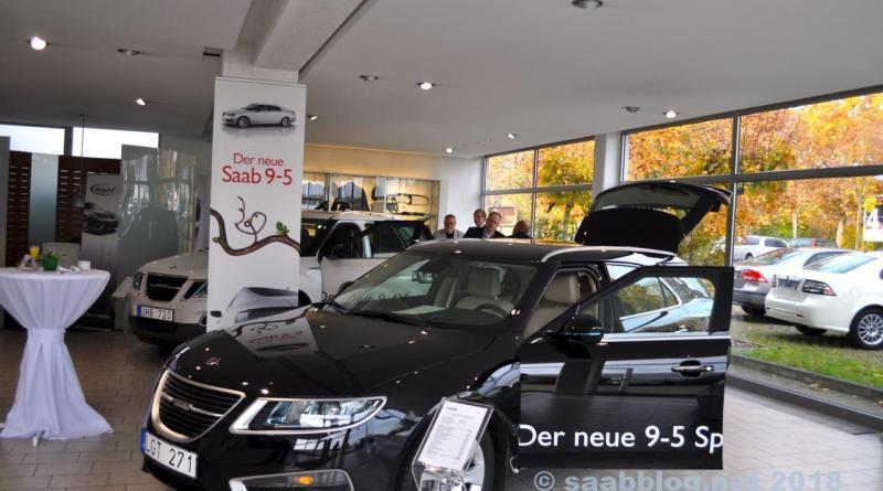 Saab Zentrum Mainz закрывается