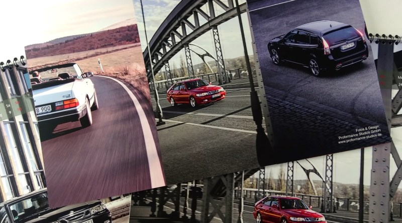 Saab calendar 2019