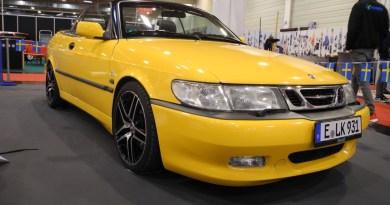 Essen Motor Show - Galería de imágenes Saab