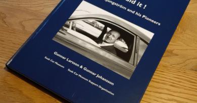 New book: Saab - WE did it!